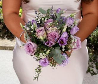 RhosYGilwen wedding flowers